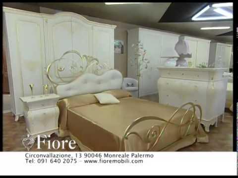 Fiore mobili Monreale - YouTube