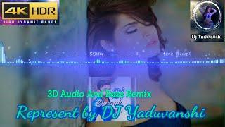 3D Audio and Bass Sound - इश्क तेरे दा नशा - Ishak Tere Da Nasha Song By DJ Yaduvanshi ☺️