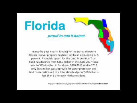 Florida Natural Resources For Kids