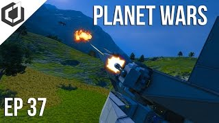 Space Engineers - PLANET WARS | Ep 37 - TERMINATION