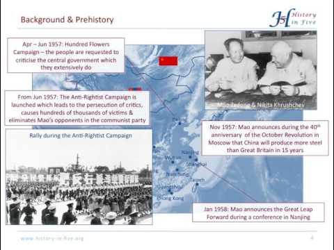 Mao's Great Leap Forward