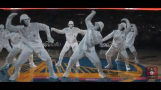 Video JABBAWOCKEEZ at NBA Finals Halftime 2016 Warriors Vs Cavs Game 5 download MP3, 3GP, MP4, WEBM, AVI, FLV Juli 2018