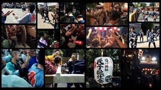 10月18日、19日と秋晴れの中、行われた菊川まつり 今年は代表総務として...