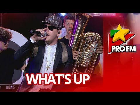 What's UP - Doare   ProFM LIVE Session