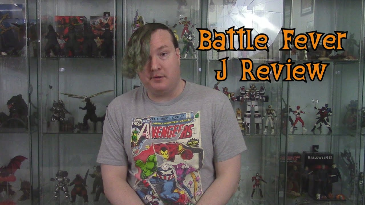 Kaiju no Kami Reviews - Battle Fever J (1979) Series