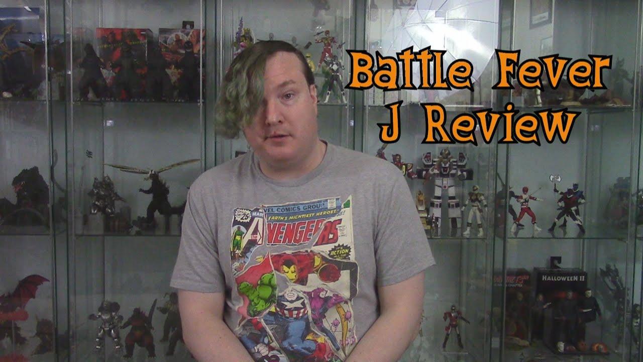 Kaiju no Kami Reviews - Battle Fever J (1979) Series