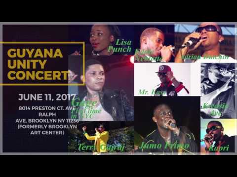 Guyana 51st Independence video
