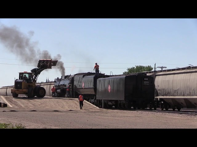 Coal & Water for Milwaukee Road 261