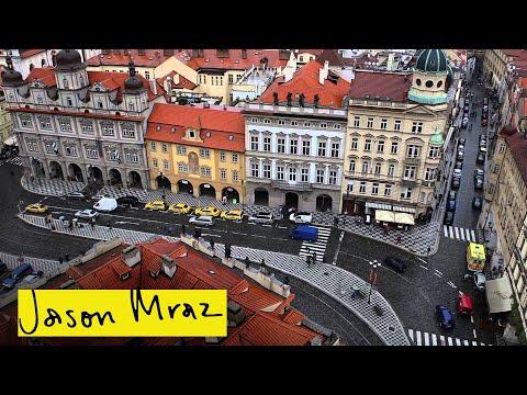 Prague Trailer (with Toca Rivera And Friends)   A Grateful Journey   Jason Mraz