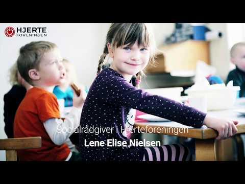 Film om hjælp til familier med hjertebørn