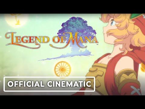 Legend of Mana – Opening Cinematic Movie | E3 2021