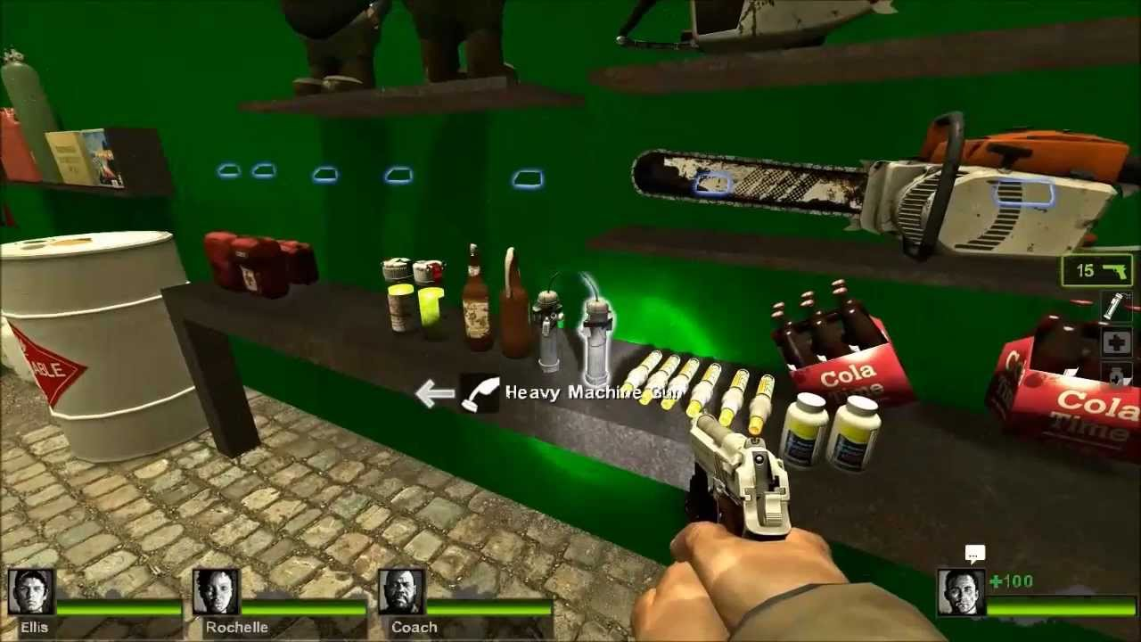Left 4 Dead 2 The Ultimate Mod Testing And Reviewing