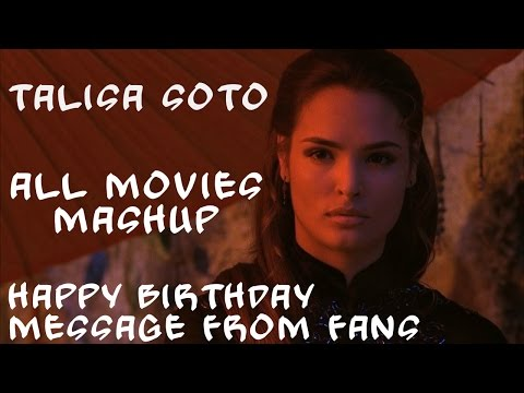 Talisa Soto  ALL Movies Mashup  Happy Birthday Message