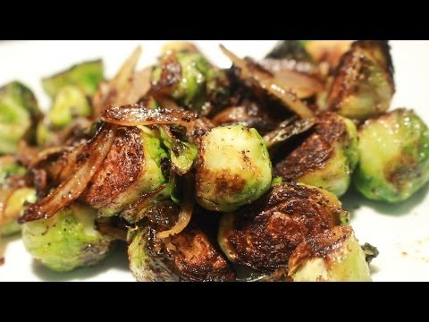 Brussel Sprouts Pan Seared N Butter / Olive Oil