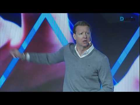 Dustin Expo 2017 - Hans Vestberg, digital transformation