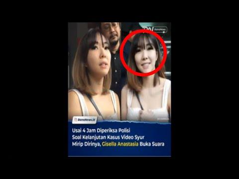 Gisel Mengakui Bahwa Dirinya Adalah Pemeran Dalam Video Asusila 19 Detik