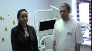 видео интервью со стоматологом