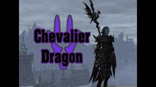 Stormblood Level 70 Dragoon DPS Rotation Guide - FFXIV - Шок видео с