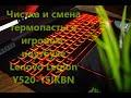 Gambar cover Чистка ноутбука  Lenovo Legion Y520-15IKBN