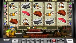 Как играть в игровой автомат Гном (gnome)  - бонусная игра, бесплатные спины(Видео обзор азартного игрового автомата Гном (gnome) от игрового сайта vulkanplay.online. В этом видео вы сможете увиде..., 2015-11-18T15:13:29.000Z)