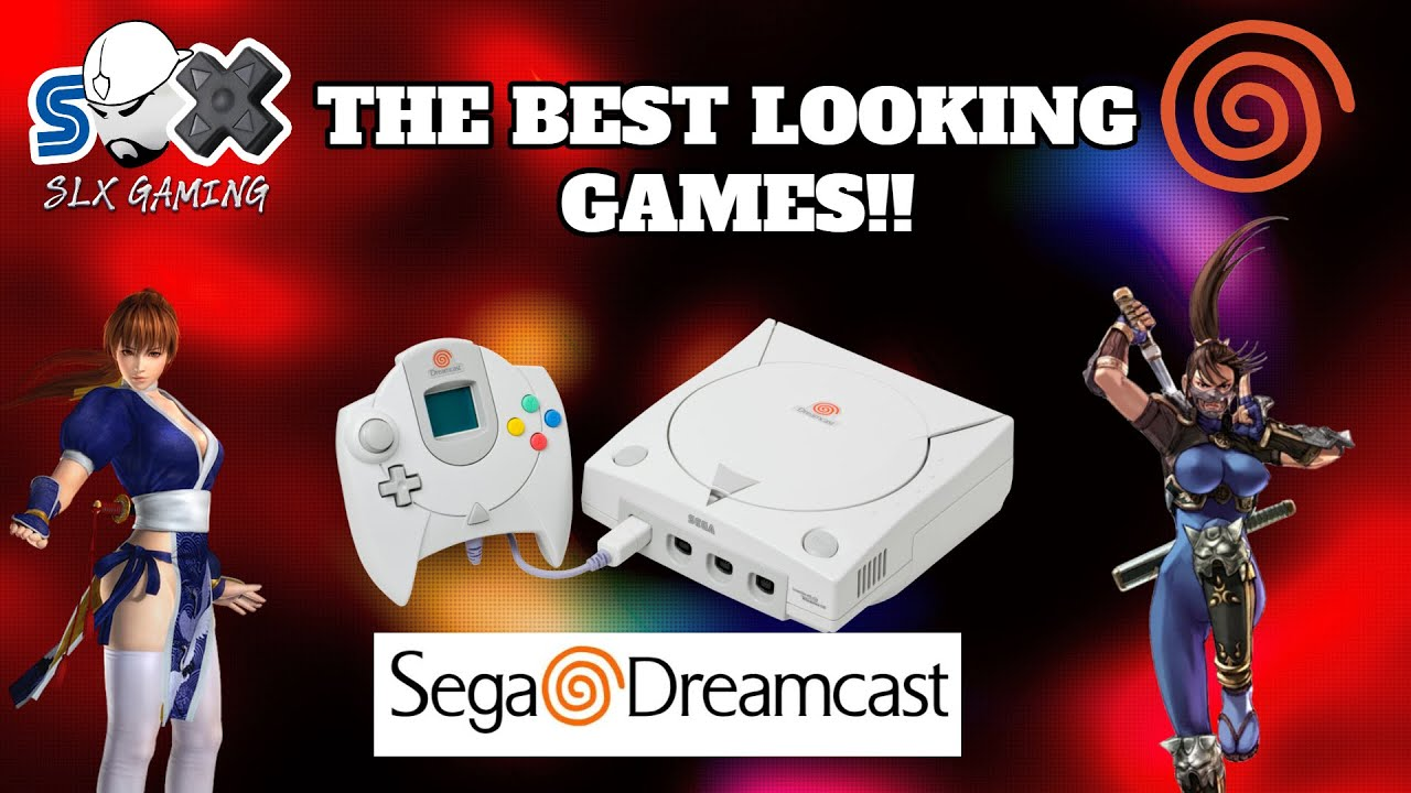 Download The Best Looking Dreamcast Games