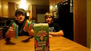 Warhead Popsicle Challenge (7 Challenges)