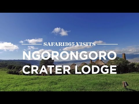 Ngorongoro Crater Lodge, Ngorongoro Conservation Area | Safari365