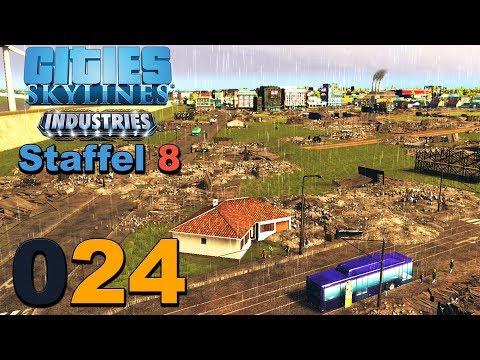 Trümmerzwerg 🌇 [S8|024] Let's Play Cities Skylines Industries DLC