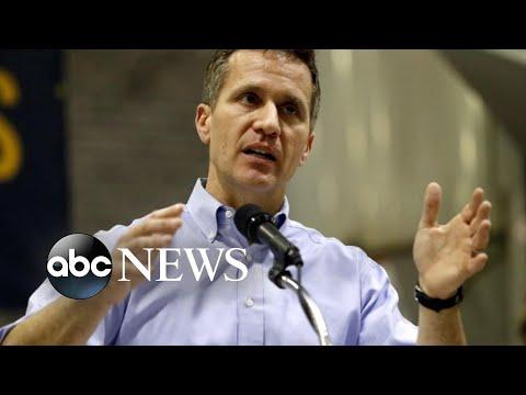 Missouri governor indicted after sex scandal