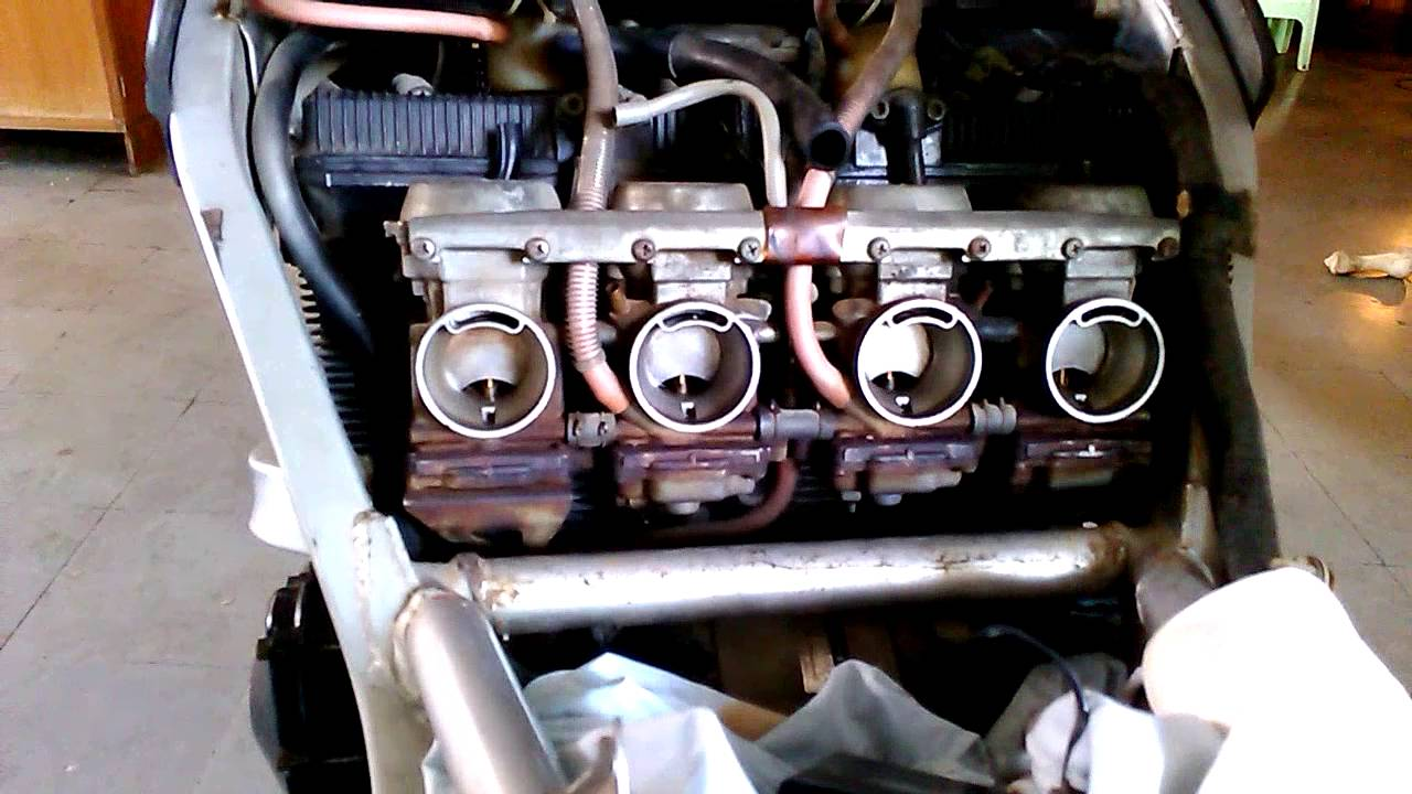 Suzuki Gsx 1100 F Carburetor Diaphragm Issue