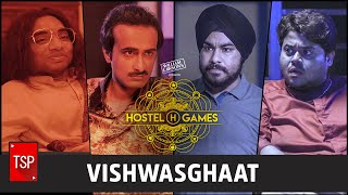 Hostel Games Part 1 | TSP's Bade Chote | Sacred Games Spoof