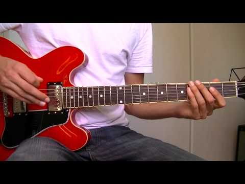Cours de guitare : La Grange (ZZ Top)