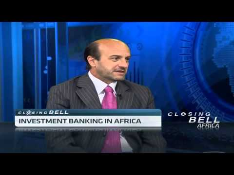 Investment banking in Africa set to rise