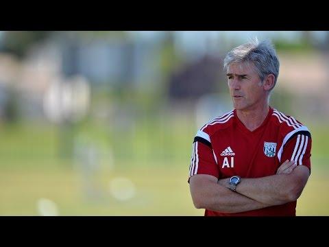 Alan Irvine evaluates Sacramento training camp and previews friendly at Nottingham Forest