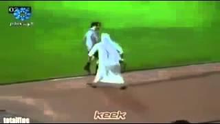 צחוק של כדורגל ערבי