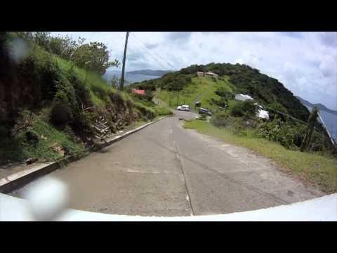Jost van Dyke Road Trip
