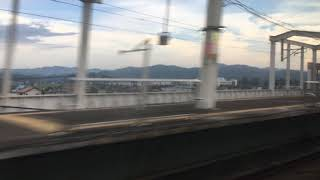 新幹線 はやぶさ30号E5系 車窓[4/4]仙台→東京/ 北海道・東北新幹線 新函館北斗1444発(東京行) thumbnail