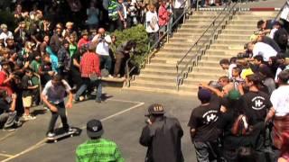 Bust or Bail Skateboarding Contest
