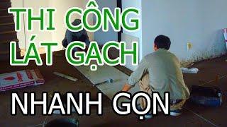 Người Việt Kiều Thi Công Lát Gạch Sàn Bên Nước Ngoài Quá Chất - Xây dựng 2x