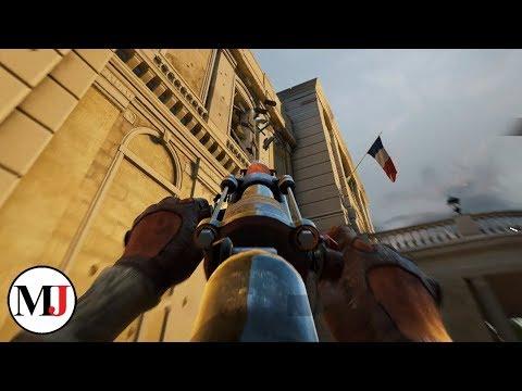 200 IQ Grapple Hook Play! - Rainbow Six Siege