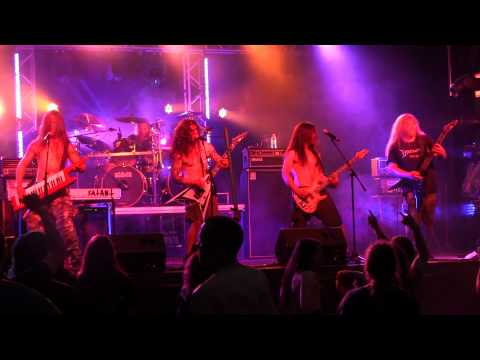 NORDHEIM - Beer, Metal, Trolls and Vomit!  [Live at Hellfest Lanaudiere 2012]
