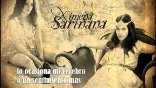 """Ximena Sariñana """"JUNTO A TI""""  Letra"""