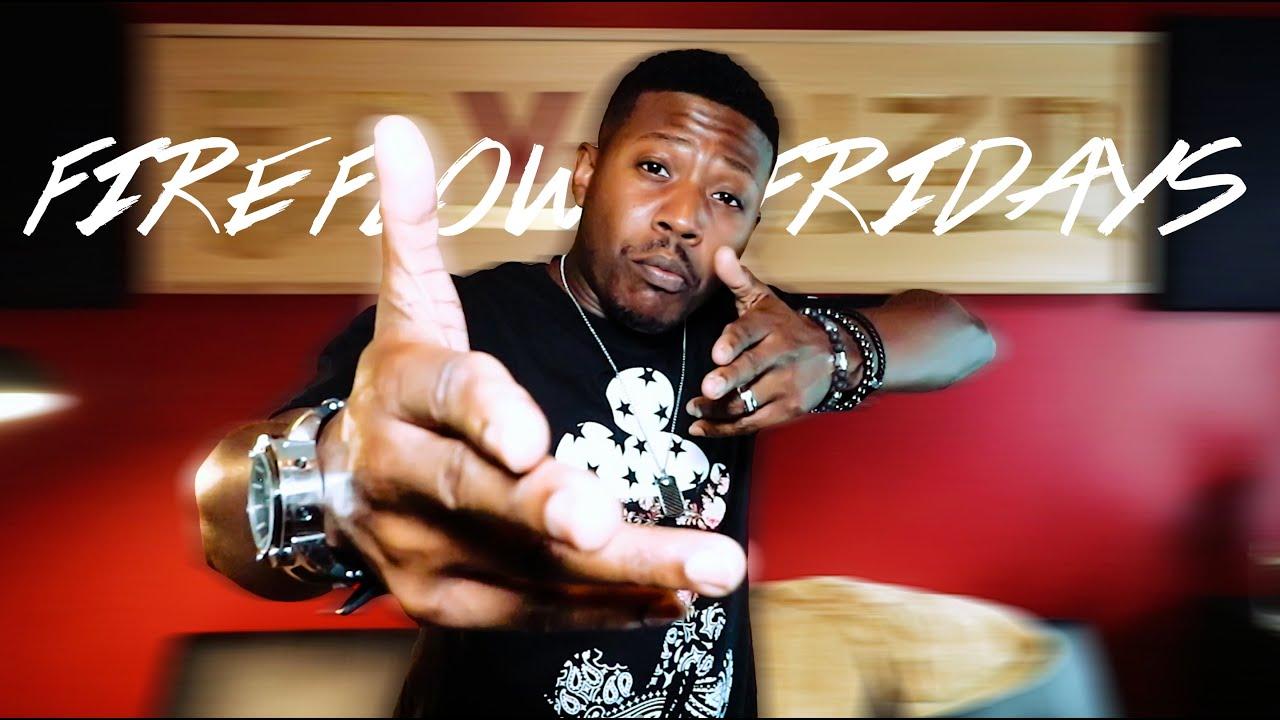 "EDVANZD - Fire Flow Fridays - ""Champion Bars"" #Freestyle"