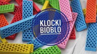 Klocki BioBlo - fajne klocki 3+ recenzja