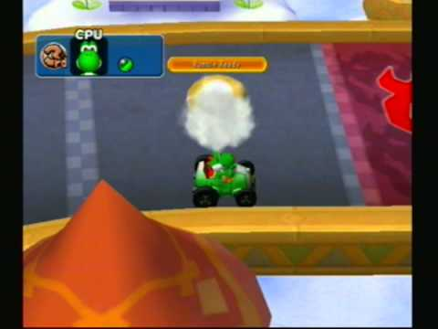 Mario Party 5 - 2003 - Mini-Game Mode: Mini-Game Circuit