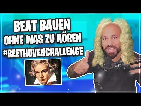 Musik produzieren OHNE was zu hören #Beethovenchallenge