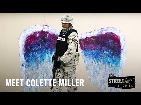 STREET ART STORIES | Colette Miller |