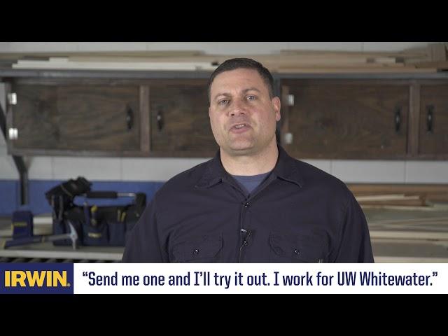 IRWIN® Manny's Mentions—Lighten Your Tool Belt