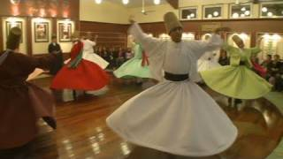 CNN: Mystical dance of Whirling Dervishes