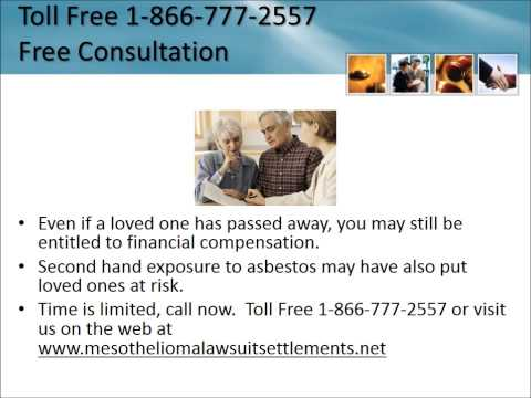 Mesothelioma Lawyer Xenia Ohio 1-866-777-2557 Asbestos Lung Cancer Lawsuit OH Attorneys